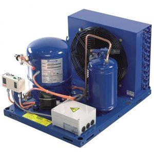 Холодильные агрегати Danfoss